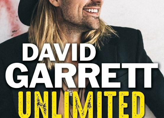 "David Garretts Tour ""Unlimited – Greatest Hits – Live"""