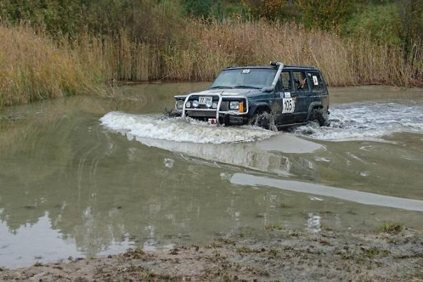 Offroad package with accommodation in Saaremaa