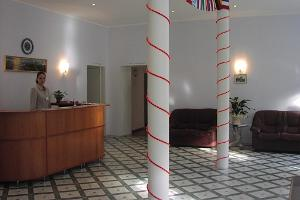 Central hotell - Lobby