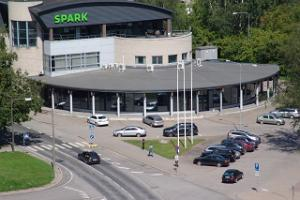 SPARK Demo is located on the ground floor of the SPARK building