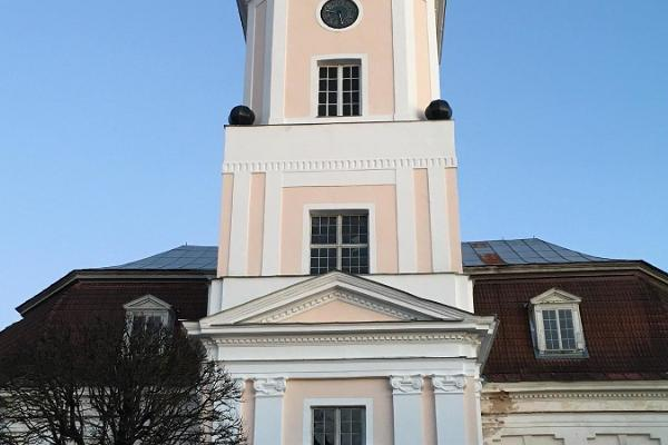 Churches in the Twin City of Valga-Valka bicycle tour