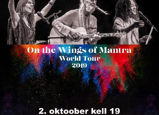 Deva Premal & Miten with Manose and their international band concert - The Wings of Mantra