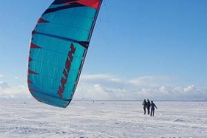 Pärnu Surf Center snösurf