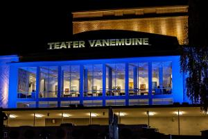 Theatre Vanemuine (conference centre in the big house)
