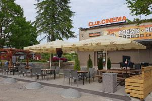Nachtclub Club Cinema