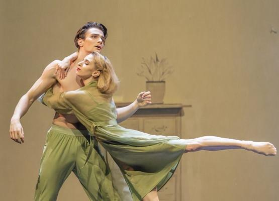The short ballets of Tiit Helimets, Eve Mutso and Jevgeni Grib