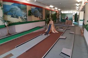 Essu manor minigolf