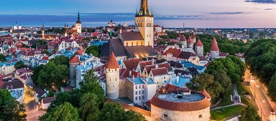 Spend 48 hours in Tallinn by Radhika Aligh