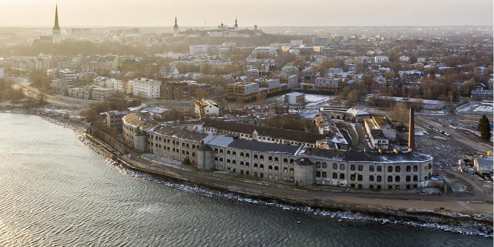 Patarei sea fortress – beacon of memory in the heart of Tallinn
