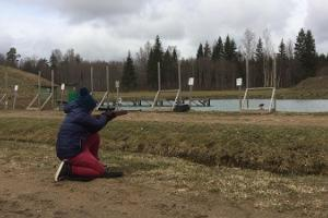 Clay pigeon shooting at Toosikannu Holiday Centre