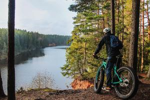 Fatbike tours in Taevaskoda