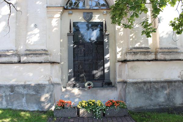 Memorial Tablet of the Northern Sons of Finland