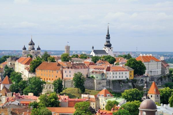 Tallinn Private Panoramic Drive with a Guide