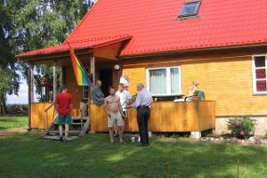Home Accommodation of the Kalda Tourist Farm