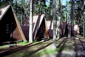 Kauksi Holiday Village - camping houses