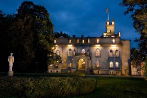 Lighted Laitse Castle