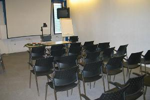 Conference room on the first floor of Hall B