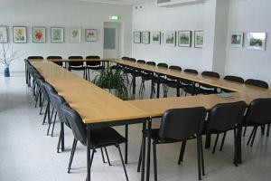 Rapla central library – seminar room