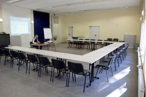 Seminar rooms at Pedase hotel and guesthouse