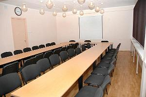Paide Music and Theatre House, seminar hall