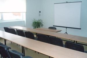 Valga office building seminar rooms