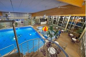 Aqva Hotel & Spa water park and sauna complex