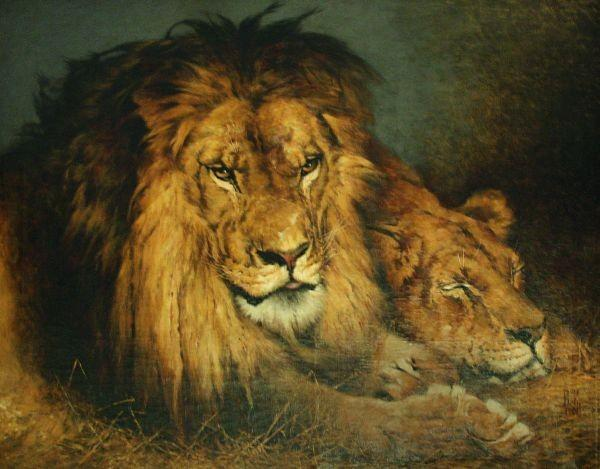From a Lion to a Bullfinch. Animals in Art from the Stern Family Collection