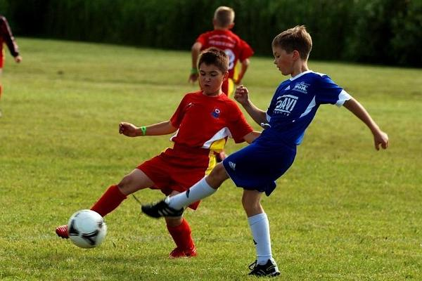 Das internationale Fußballturnier Pärnu Summer Cup